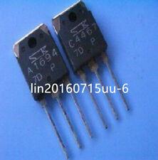 5pairs(10pcs) 2SA1694 & 2SC4467 SANKEN Transistor A1694 & C4467