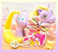 ❤️My Little Pony MLP G1 Vtg Playschool Babies Baby ALPHABET UK Euro Exclusive❤️