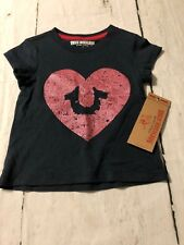 6e9ef2931c True Religion Baby Clothes Toddler T-shirt Dark Blue Size 24 Months NWT