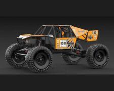 Gmade Rc 1/10 Rock Buggy Gom Gr01 Crawler Rtr + 11.1 V Lipo Confezione Gm56010