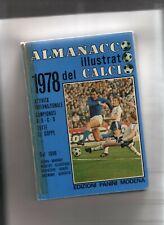 almanacco illustrato del calcio 1978 - panini -
