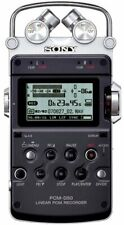SONY linear PCM recorder PCMD50