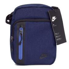 Nike Small Man Bag Adjustable Shoulder Bag Messenger Pouch Dark Blue