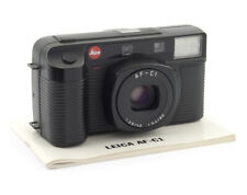 Leica AF-C1 Compact 35mm Film Camera with Dual 2.8/40mm 5.6/80mm