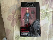 Star Wars Black Series Jaina Solo Six Inch Figure (2017)