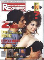 Rennbahn Express Nr.5 von 1993 Bon Jovi, Madonna, Lenny Kravitz, David Bowie...