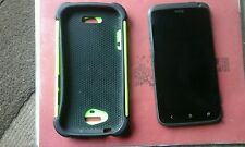 HTC ONE X- 32 GB (unlocked ) GREY SMARTPHONE(spares or repairs )