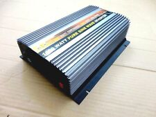 1000 Watt PURE SINE WAVE Power Inverter 24V DC-110/120V AC-60Hz, 2000W w/DC Port