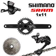 Shimano SRAM 11-fach Gruppe 1x11  XT / GX
