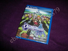 LIMITED RUN GAMES PS VITA ///Mystery... One Way Heroics\ BRAND NEW SEALED
