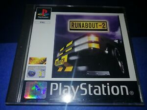 RUNABOUT,  PS1 !!!