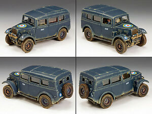 KING & COUNTRY ROYAL AIR FORCE RAF041 HUMBER HEAVY UTILITY TRANSPORT MIB