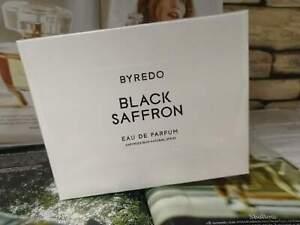 Byredo Black Saffron Eau De Parfum 1.6 FL. OZ. 50 ml. Original