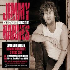 JIMMY BARNES FOR THE WORKING CLASS MAN REMASTERED CD & DVD ALL REGIONS NEW