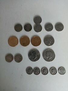 Usa Coins Various