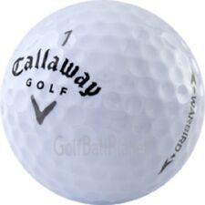 36 MINT Callaway Warbird AAAAA Used Golf Balls - FREE Shipping