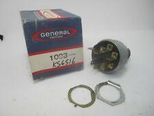 62-65 Pontiac Lemans Tempest GTO Ignition Starter Switch GENERAL LS3000 KS6516