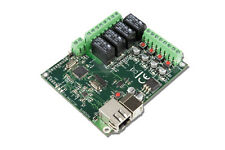 VELLEMAN VM204 ETHERNET RELAY CARD