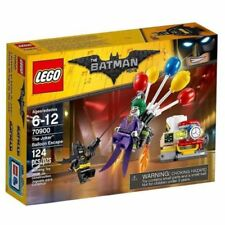The Joker Building Batman LEGO Complete Sets & Packs