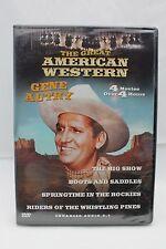 DVD - Gene Autry Vol. 5 - 4 Movies - Musical