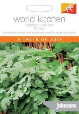Johnsons World Kitchen Vegetable - Chopsuey Greens Shungiku - 500 Seeds