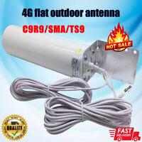 Extender Signal Booster External Antennas Fast Speed C9R9/SMA/TS9 Outdoor