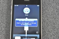 APPLE iPhone 3G A1241  ***FOR PARTS OR REPAIR ONLY***