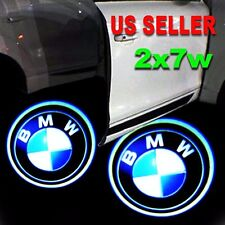 2x7w Ghost Shadow Laser Logo Projector LED Door Step Light Courtesy (fits: BMW)