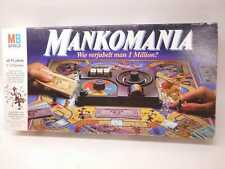 MB SPIELE - MANKOMANIA - WIE VERJUBELT MAN EINE MILLION? - COPYRIGHT 1985