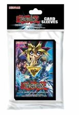 YUGIOH DARK SIDE OF DIMENSIONS CARD SLEEVES FACTORY SEALED & FREE SHIPPING