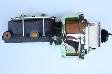 "1966 Ford Mustang 7"" Power Brake Booster Kit master cylinder"