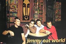 "JIMMY EAT WORLD POSTER ""BANDPICTURE / QUER"""