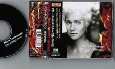 MARIE FREDRIKSSON-ROXETTE Den Standiga Resan JAPAN CD w/OBI+23-p P/S TOCP-7484