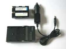 New Replace Camera battery and Charger D-Li50 np400 NP-400 For Pentax K10D K20D