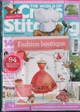 English cross stitch magazine World of Cross Stitching 271