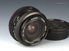 Vivitar 28mm f/2.8  - Contax/Yashica