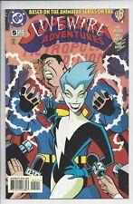 Superman Adventures 5 NM (9.0) - 1st Appearance Livewire