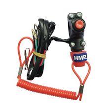 HMParts pocketbike minimoto minicross miniquad 2-Clock emergenza con puntine da disegno Guinzaglio