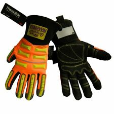 Global Glove Sg9999int Vise Gripster Winter Roughneck Glove Size Medium 12 Pair