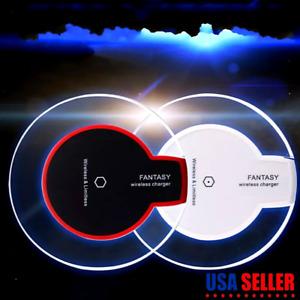 Cargador Inalambrico for iPhone Samsung LG Nokia Google Sony Huawei Universal