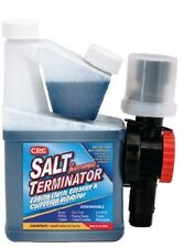New Salt Terminator  crc 77-sx32m 32 oz. Concentrate with Mixer