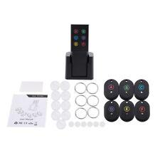 Key Finder,Wireless Rf Item Locator Key Tracker Anti-Lost Alarm Keychain,1 N2U3