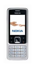 Klassische/Candy-Bar Nokia Handys ohne Vertrag mit 2,0-4,9 Megapixel 6300