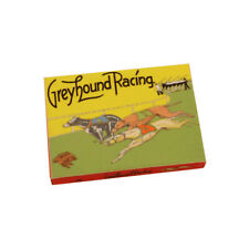 Dolls House Miniature 1/12th Scale Greyhound Racing Game