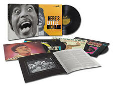 Little Richard - Mono Box: Complete Specialty And Vee-Jay Albums 5-LP SET NEW