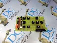 EMCO CNC Y1X 051 010 PC BOARD