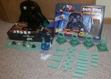 Lots of two Angry Bird games Star Wars Jenga rise of Darth Vader and other