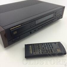 ►MARANTZ CD 85◄LETTORE CD PLAYER + TELECOMANDO TDA1541A S1 Q SELECT CDM1 MKII