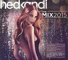 Hed Kandi The Mix 2015 Various Artists Audio CD