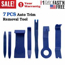 7pcs Car Trim Removal Tool Kit Set Door Panel Fastener Auto Dashboard Tools